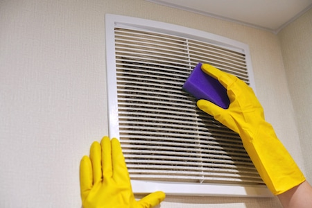 Is Your Home Dusty? It Might Be Your HVAC