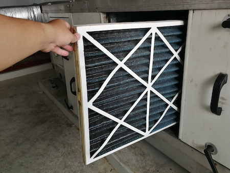 It's Time To Change Your Furnace Filter … In The Middle Of The Summer