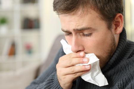 Sneezing and Coughing May Be Caused By Your HVAC